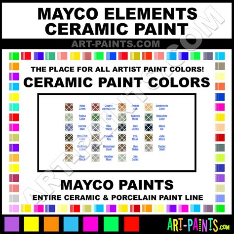 sandstorm elements ceramic paints el 102 sandstorm paint sandstorm color mayco elements