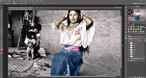 imagenes blanco y negro photoshop colorear fotos antiguas en blanco negro con photoshop cs6
