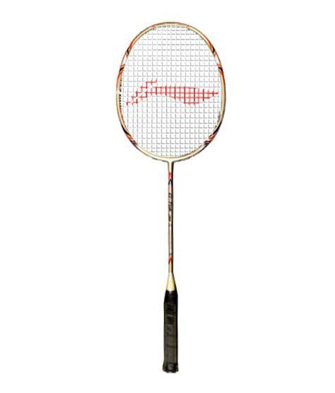 Raket Badminton Lining li ning g tek 38 badminton racket buy at best