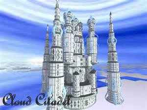 Cloud fortress minecraft project