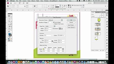 indesign creating guides rgu how to create bleeds bleed guides with indesign