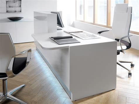 Office Furniture Reception Desk Counter Linea Reception Desk