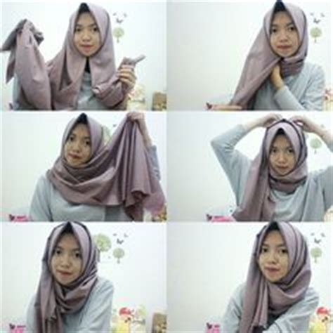 foto tutorial jilbab pashmina simple tutorial hijab pashmina khasmir tutorial hijab