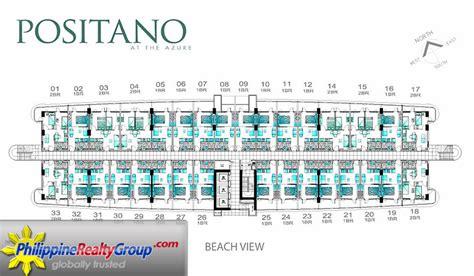 azure floor plan azure urban resort residences paranaque metro manila