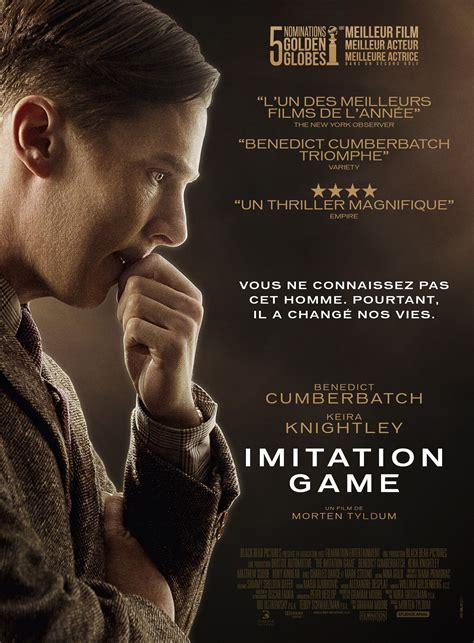 Film Enigma En Francais | imitation game un premier extrait du film en fran 231 ais