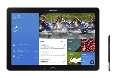 Tablet Samsung Note Pro samsung galaxy note pro and galaxy tab pro 12 2 10 1 and