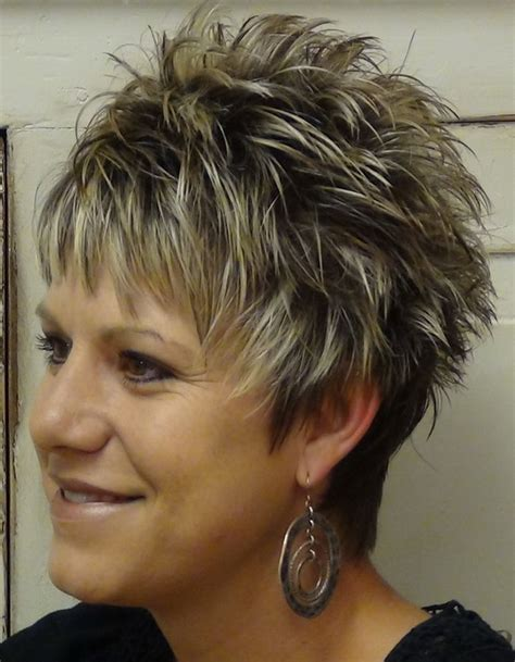 Hairstyles For Women Over 50 With Straight Thick Hair | hairstyles for women over 50 with thick hair short
