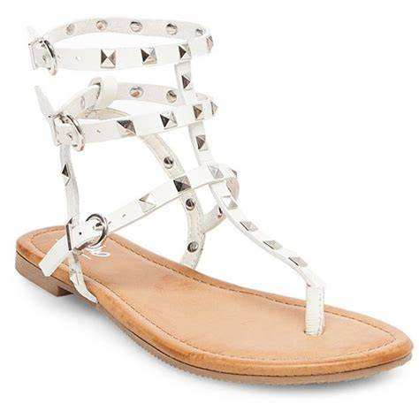 target white sandals s gertie gladiator sandals mossimo white 8 5 target