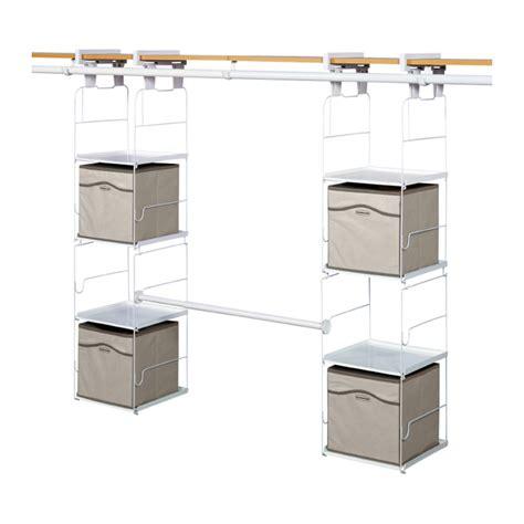 closet organizers rona quot max add on quot closet organizer rona
