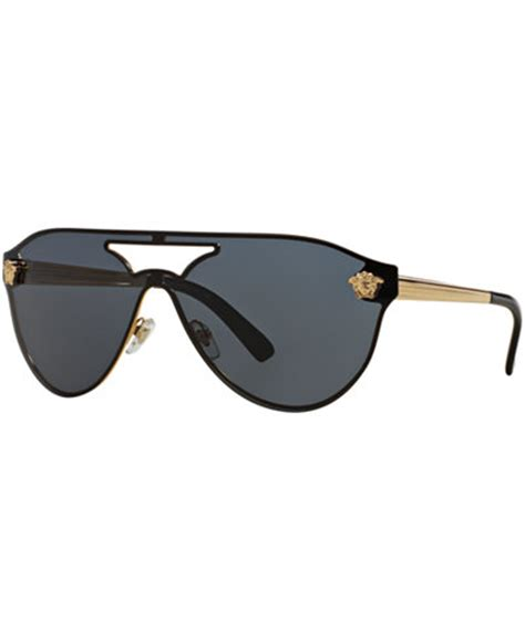 Sunglass Versace Tengkorak 1 versace sunglasses ve2161 sunglasses by sunglass hut handbags accessories macy s