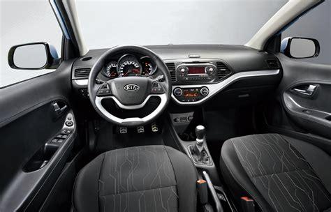 Interior Kia Picanto New Kia Picanto Interior Revealed Autoevolution