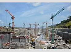 Your money or your locks - Trouble at the Panama Canal Economist's View Blog