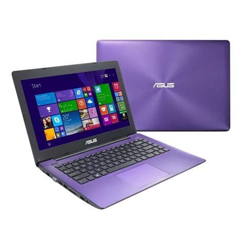 Laptop Asus X453ma Wx216d asus x453ma wx216d wx217d wx218d wx219d n2840 2gb 500gb dos purple jakartanotebook