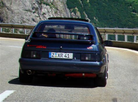 german xr4i passionford ford focus rs forum