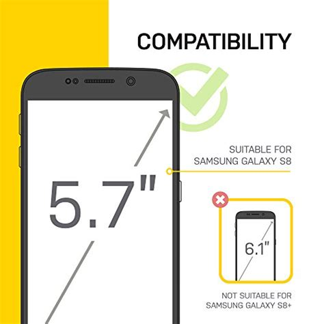 Otterbox Symmetry Series Clear For Samsung S8 Clear Original 1 otterbox symmetry clear series for samsung galaxy s8