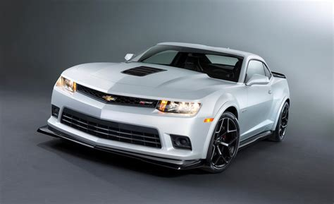 chevy camaro z car and driver