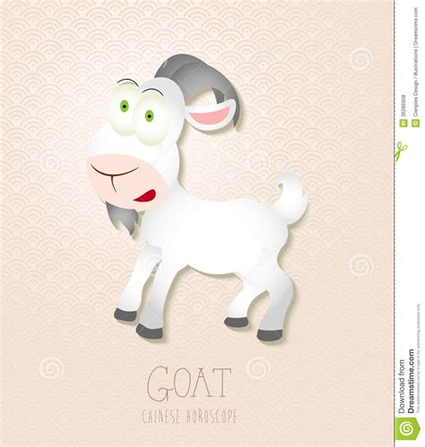 new year 2013 goat horoscope zodiac set year of the goat stock vector image
