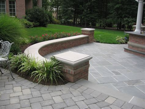 Patio Design Nj Patio Wall Design For Pools Landscaping Nj