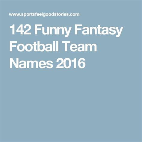 fantasy football league names 25 best ideas about fantasy football funny on pinterest