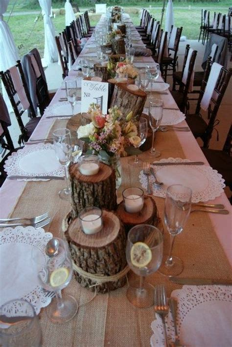 rustic wedding table decorations rustic table decoration ideas rustic wedding ideas
