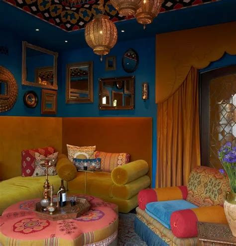 indian themed living room design a glamorous indian living space
