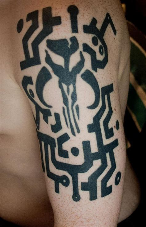 tron tattoo inspired www pixshark images galleries