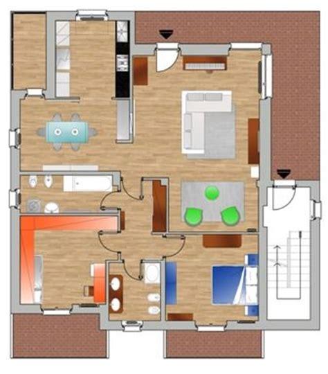 Pianta Casa Bifamiliare by 1000 Images About Abitazioni Planimetrie E Disegni On