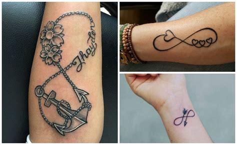 imagenes de simbolos gitanos tatuajes de infinito con nombres plumas iniciales y