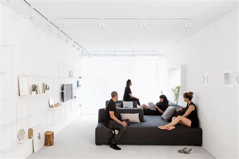 design milk tel aviv a minimalist monochromatic apartment in tel aviv design