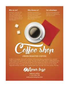 free psd flyer template 19 coffee shop flyer templates free psd ai vector