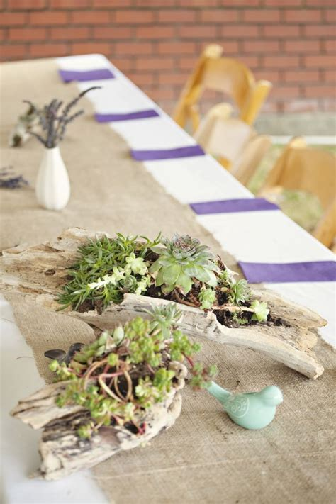 succulent centerpieces diy google search outdoor wedding with tons of diy inspiration onewed