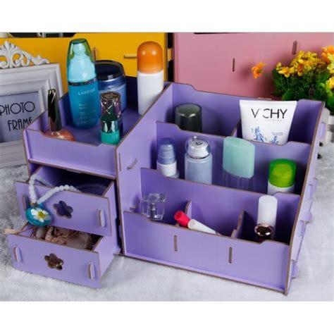 Rak Kosmetik Rak Makeup Dekstop Storage Clear Acrylic rak makeup saubhaya makeup