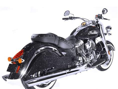 Indian Motorrad B Cher by Indian Chief Mit 200 000 Swarovski Kristallen Auto