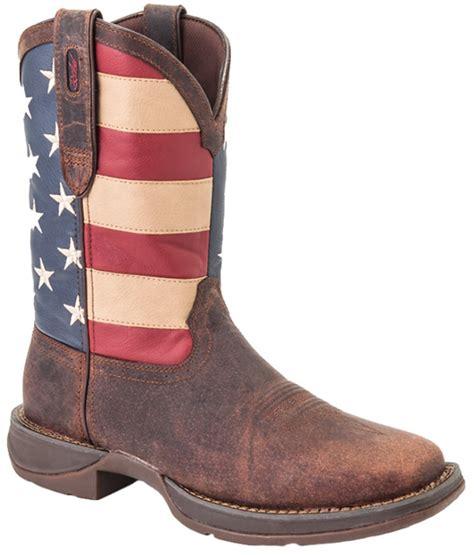 s durango boots durango boots rebel s 11 quot steel toe flag leather