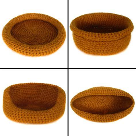 cat bed pattern crochet pattern for cat bed crochet club
