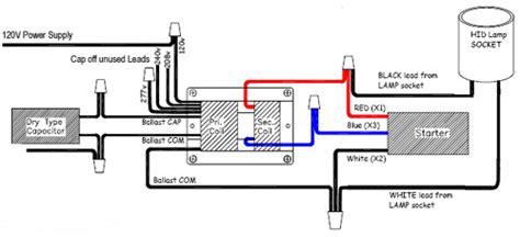 metal halide ballast wiring diagram mercury vapor ballast wiring diagram