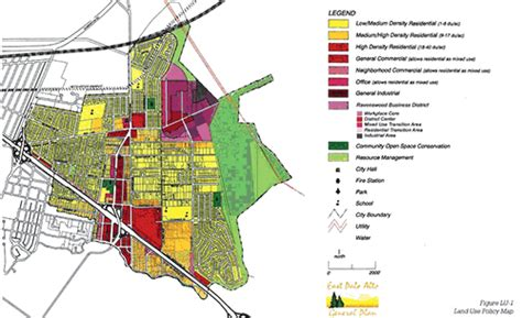 East Garden City Ny Zoning Map East Palo Alto Ravenswood Business Park Zoning And General
