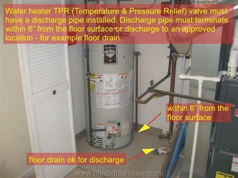 Water Temperature Plumbing by New Water Heater Installation Chicago Condo Inspection