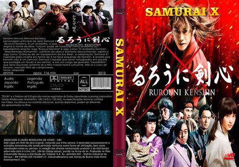 Samurai X 02 by Samurai X O Filme Espada Arco E Machado