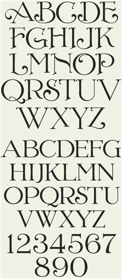 free printable victorian letters victorian font pick your feeling blog