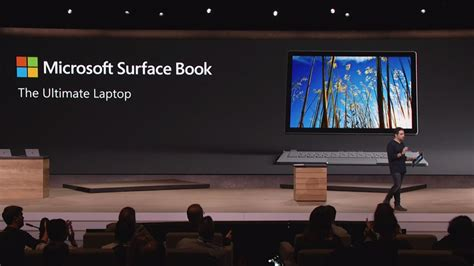 Laptop Microsoft Surface Book la du chef voici le surface book l ultime pc portable d apr 232 s microsoft