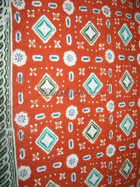 Kain Batik Lawasan Tolet Kain Kain Batik Jumputan Lurikembos 1 harga murah untuk kain batik cap motif jumputan warna