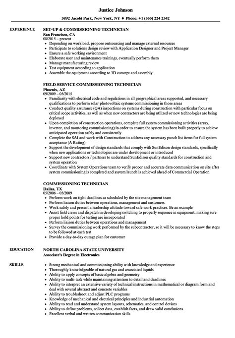 Commissioning Engineer Sle Resume by Mechanical Commissioning Engineer Sle Resume Unique College Essay Topics Service Officer