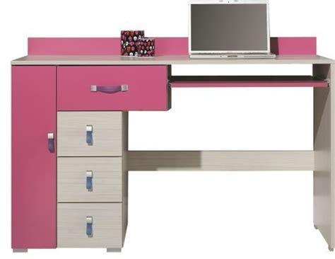 bureau de fille pas cher bureau bois pour fille