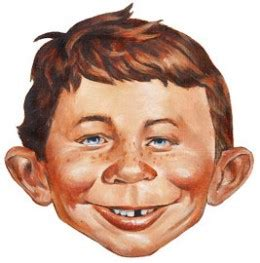 alfred newman mad magazine cracked the belated nerd