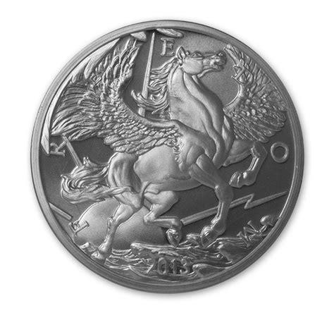 1 oz silver rounds coins bullion pegasus silver 1oz 999 bullion