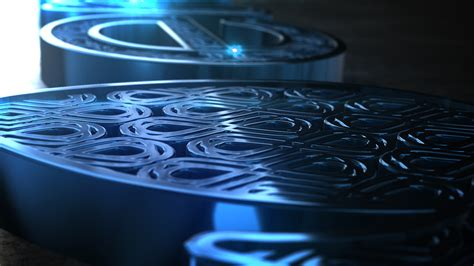 pattern generator after effects glaring pattern maker logo reveal 3d object envato