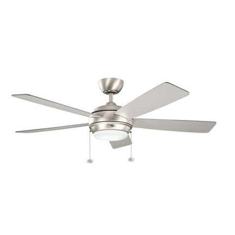 nickel ceiling fan with white blades nickel ceiling fans shelly lighting