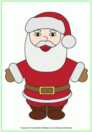 printable santa poster christmas poster father christmas printable