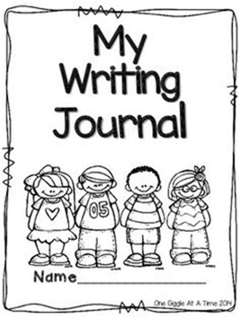 printable science journal kindergarten this freebie includes student journal covers for reading